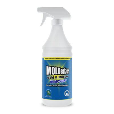 Non-Toxic, No Bleach, Stain Remover Mold and Mildew Killer, Molderizer