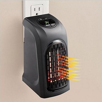 Mini Portable Plugin Heater For Home and Office